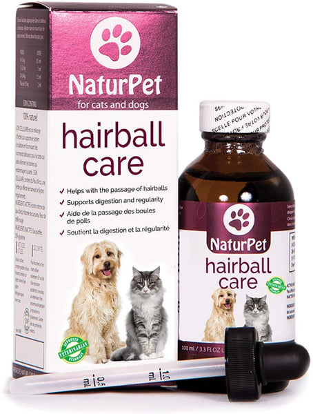 NATURPET HAIRBALL CARE 100ML