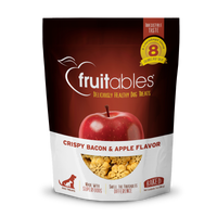 FRUITABLES TREATS BACON/APPLE 7OZ
