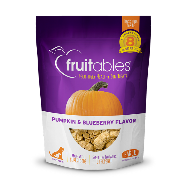 FRUITABLES TREATS PUMP/BLUEBERRY 7OZ