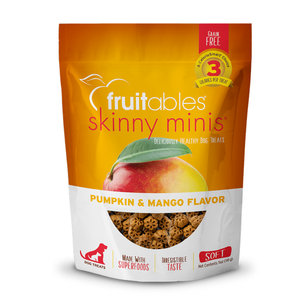 FRUITABLES MINI TREATS PUMP/MANGO 5OZ