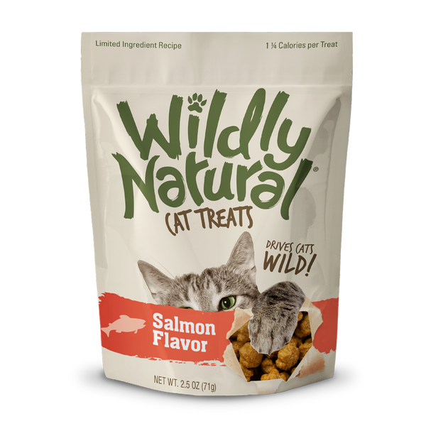 FRUITABLES WILDY NATURAL CAT SALM 2.5OZ