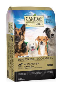 CANIDAE ALL LIFE STAGES DOG 30LB