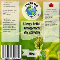 EARTH MD ALLERGY RELIEF 100G