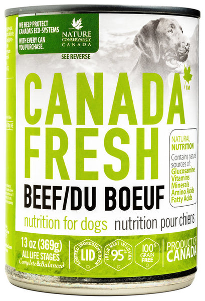 PETKIND CAN FRESH BEEF DOG CAN 369G