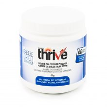 BCR THRIVE BOVINE COLOSTRUM POWDER 60G