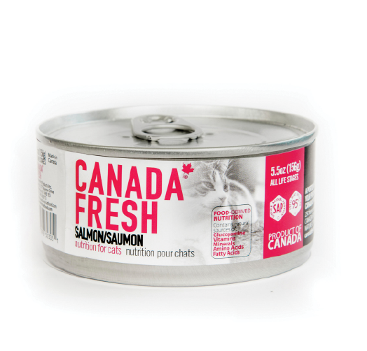 PETKIND CAN FRESH SALM CAT CAN 156G