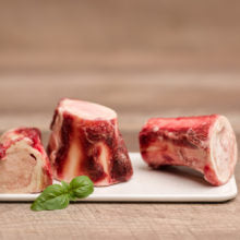 BCR BEEF MARROW BONE MED 2LB