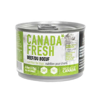 PETKIND CAN FRESH BEEF DOG CAN 170G
