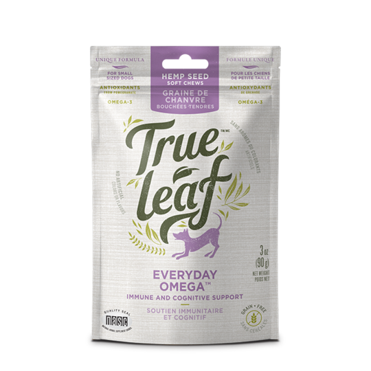 TRUELEAF OMEGA TREATS 90G