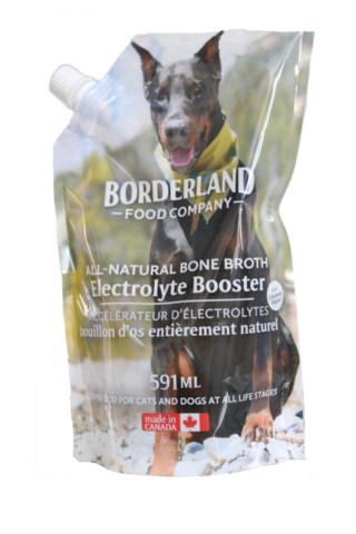 BORDERLAND BONE BROTH BOOSTER 591ML