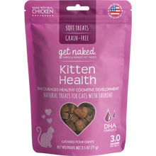 Load image into Gallery viewer, GET NAKED KITTEN HEALTH 2.5OZ