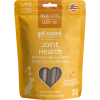 GET NAKED JOINT HEALTH CHEW LG
