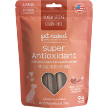 Load image into Gallery viewer, GET NAKED ANTIOXIDANT CHEW LG