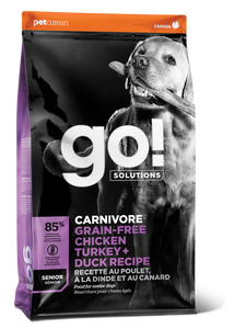 GO DOG CV GF CHIC/TURK/DUCK SEN 22LB