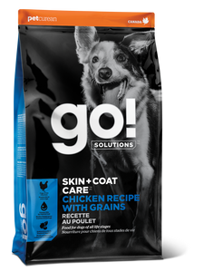 GO DOG SKIN & COAT CHIC 3.5LB