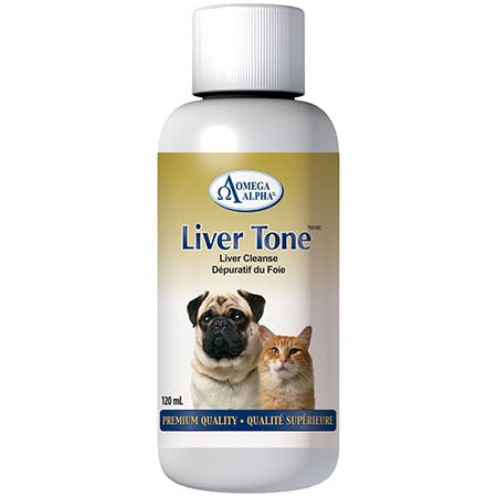 OMEGA ALPHA LIVERTONE 120ML