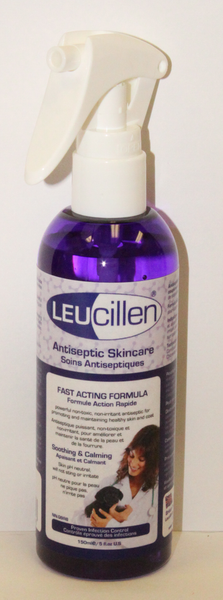 LEUCILLEN ANTISEPTIC SPRAY BOTTLE 150ML