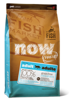 NOW FRESH ADULT FISH CAT 4LB