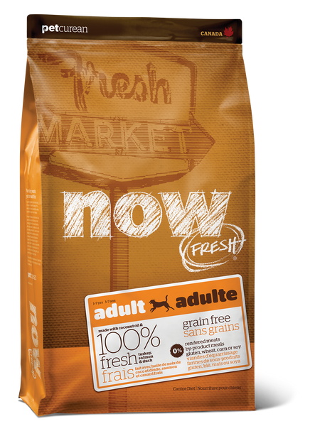 NOW FRESH ADULT DOG 25LB