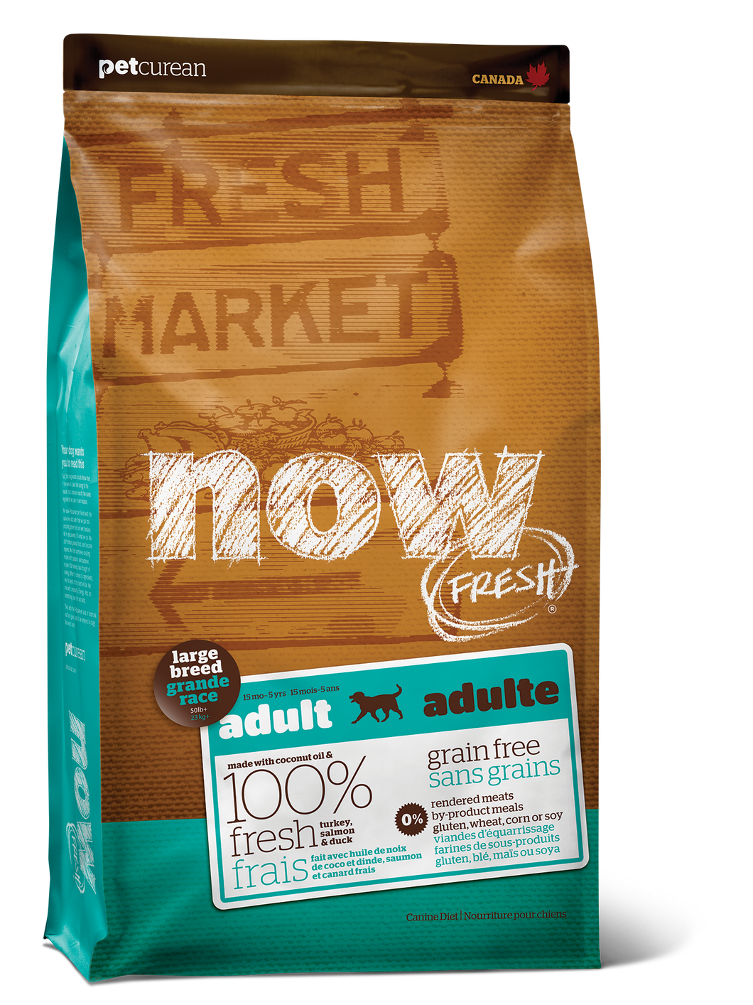 NOW FRESH ADULT LG BREED 25LB