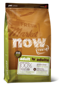 NOW FRESH ADULT SM BREED DOG 6LB