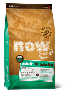 NOW FRESH SM BREED GF RED MEAT 12LB