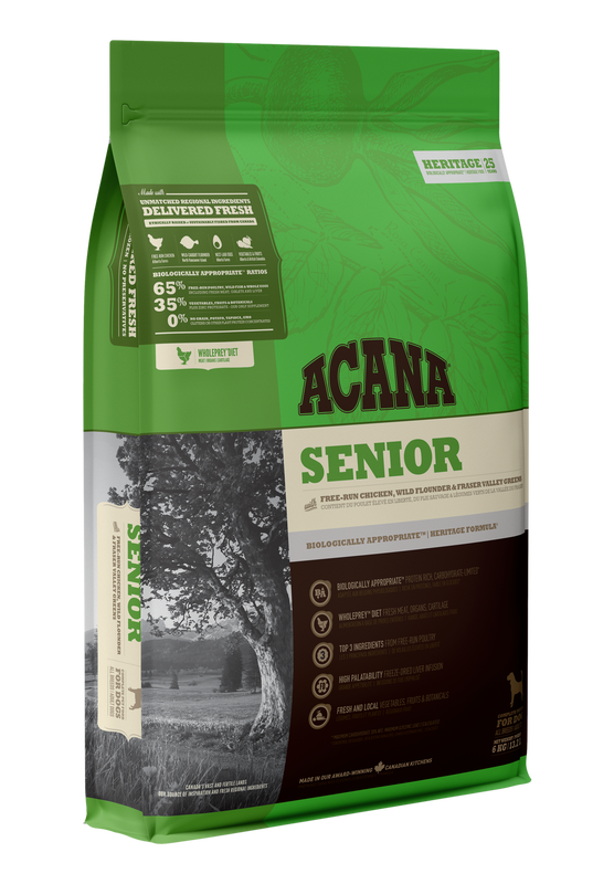 ACANA SENIOR DOG 6KG