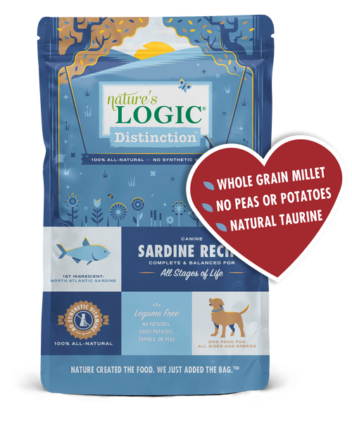 NL DISTINCTION SARDINE DOG 24LB