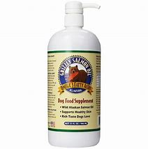 GRIZZLY SALMON OIL DOG 32OZ