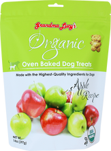 Load image into Gallery viewer, GL ORGANIC APPLE BISCUITS 14OZ