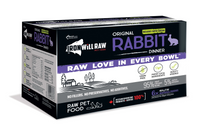 IRON WILL RAW ORIGINAL RABBIT 6LB