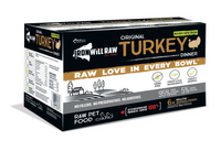 IRON WILL RAW ORIGINAL TURKEY 6LB
