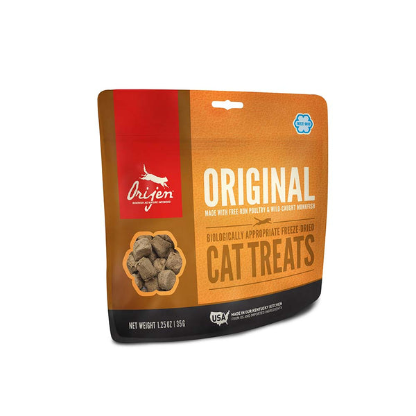 ORIJEN FREEZE DRIED ORIGINAL CAT TRT 35G