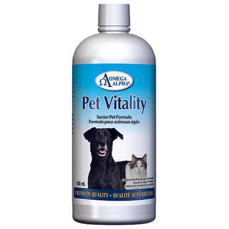 OMEGA ALPHA PET VITALITY 500ML