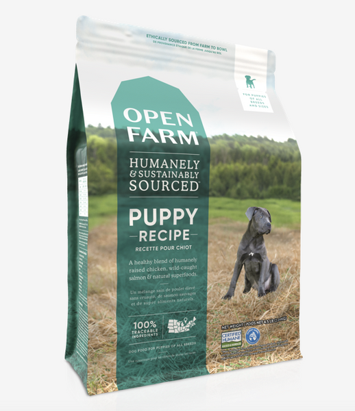 OPEN FARM PUPPY 4.5LB