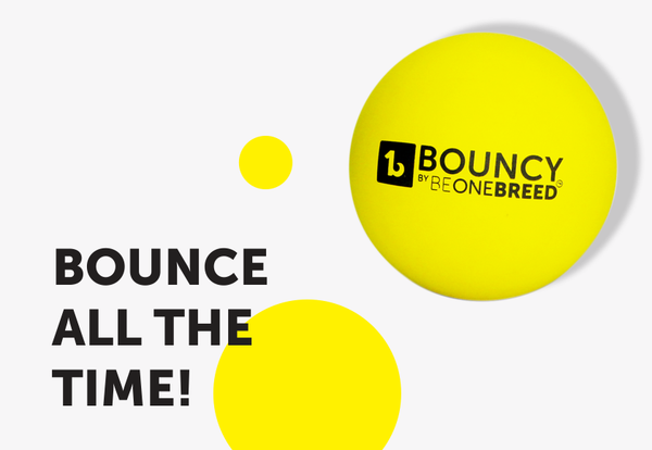BEONEBREED BOUNCY BALL 2""
