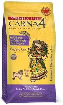 CARNA4 EASY CHEW GF FISH DOG 4.4LB