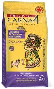 CARNA4 EASY CHEW GF FISH DOG 2.2LB