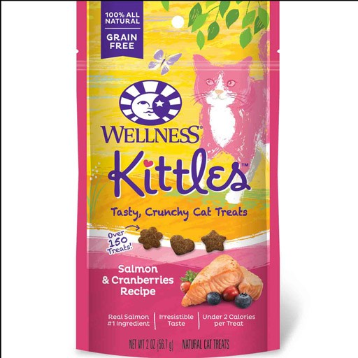WS KITTLES SALMON/CRAN TREAT 57G