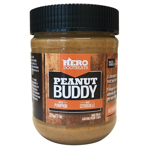 HERO PEANUT BUTTER PUMPKIN 325G