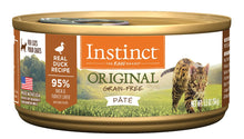 Load image into Gallery viewer, NV INSTINCT LID DUCK CAT CAN 85G