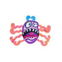 FUZZU SPLATTERBUG FRAZZ CAT TOY