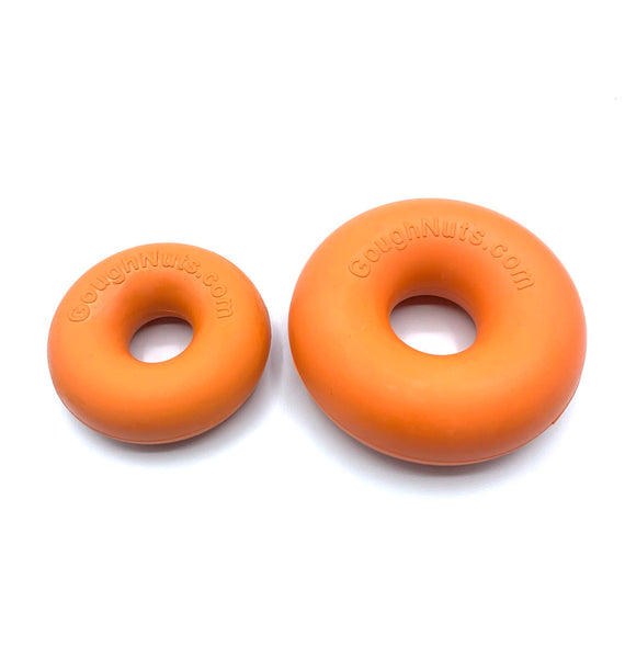 GOUGHNUTS ORIG 0.75 RING ORANGE
