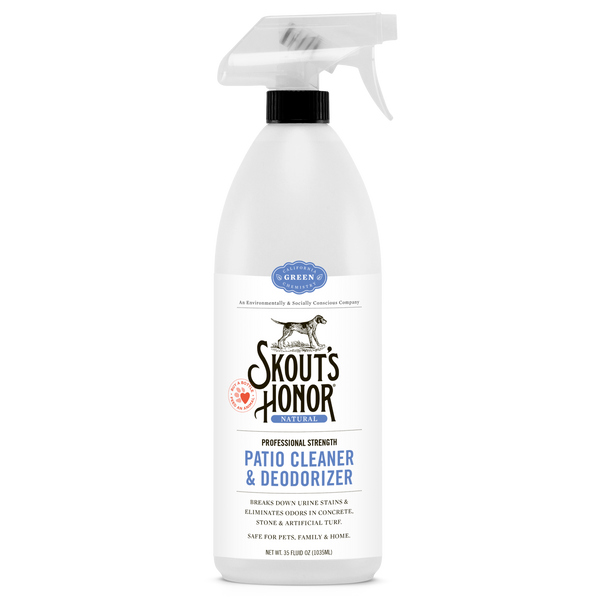 SKOUTS HONOR PATIO CLEANR+DEODORIZR 35OZ