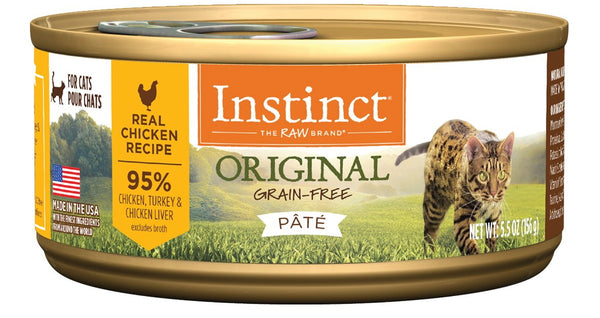 NV INSTINCT CHIC CAT CAN 156G