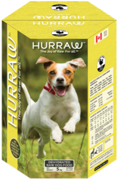 HURRAW TURKEY DOG 10KG
