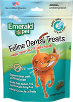 EMERALD DENTAL TREAT CAT OCEAN FISH 3OZ