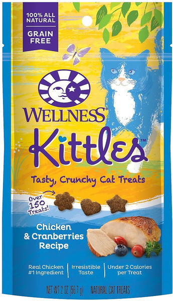 WS KITTLES CHICKEN/CRAN TREAT 57G