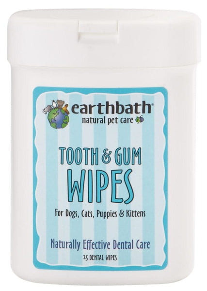EB TOOTH AND GUM WIPES 25PK
