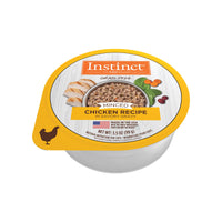 NV INSTINCT CHICKEN MINCED CAT CUP 99G
